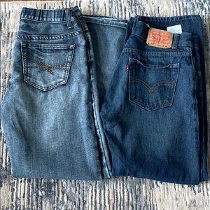 LEVI. Baileys pt. boys size 16 jeans